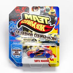 TEAM HOT WHEELS HIGH SPEED WHEELS 4WARD SPEED DESIGNED FOR S