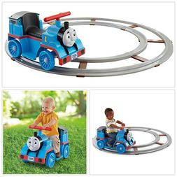 Thomas Train Power Wheels W Track Tricycles Scooters Wagons