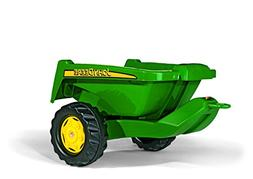 rolly toys John Deere Tipper Trailer with Rear Tipping for P
