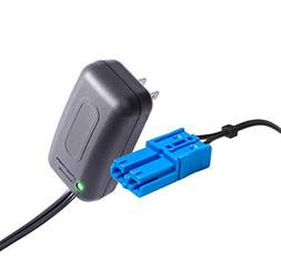 12 Volt Kid Trax Battery Charger with Grid Connector, for 12