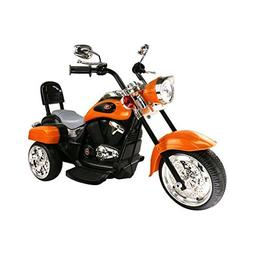 MIGOTOYS Trike Motorcycle Powered Ride on Motorcycle for Kid