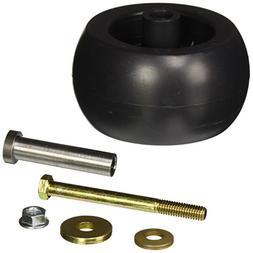 Wheel Kit For Exmark # 103-3168 5x2.75 Size 2 1/2 Offset Hub