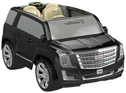 Power Wheels Cadillac Escalade 12 Volt Ride On - Black
