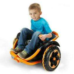 POWER WHEELS Wild Thing 360 Spinning Ride-On Car Vehicle, Or