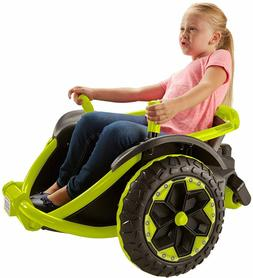 Power Wheels Wild Thing- Green