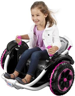 Power Wheels Wild Thing, Pink/White