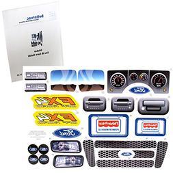 Power Wheels X0069 Ford F-150 FX4 Decal Sheet #X0069-0310 Bu