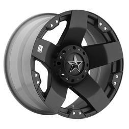 XD Series by KMC Wheels XD775 Rockstar Matte Black Wheel