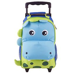 Yodo Zoo 3-Way Toddler Backpack with Wheels or Little Kids R